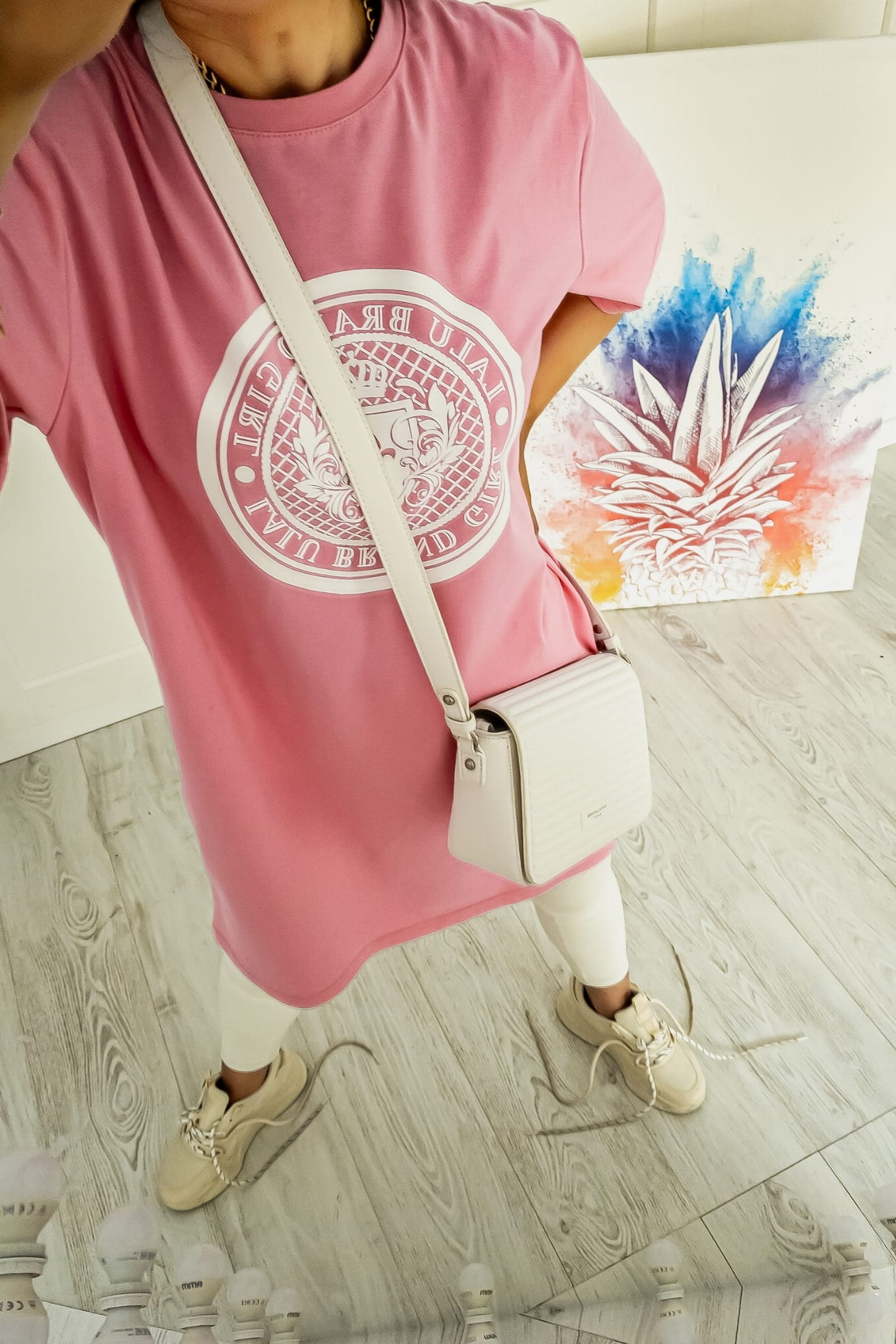 T-shirt/Tunika Cool Pink
